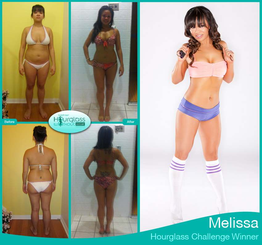 Success Story: Melissa Lee - Hourglass Workout ®