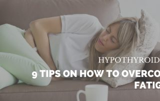 hypothyroid fatigue exhaustion
