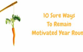 remain motivated year round