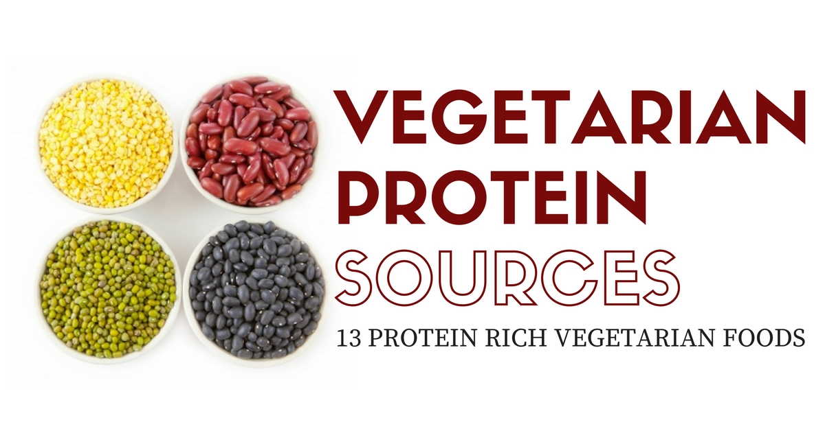 Vegetarian Protein Sources: 13 Protein Rich Foods For ...