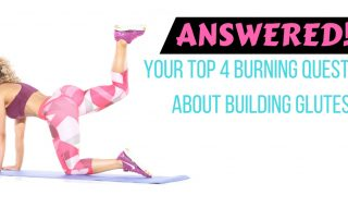 how to build glutes