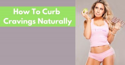 curb cravings naturally