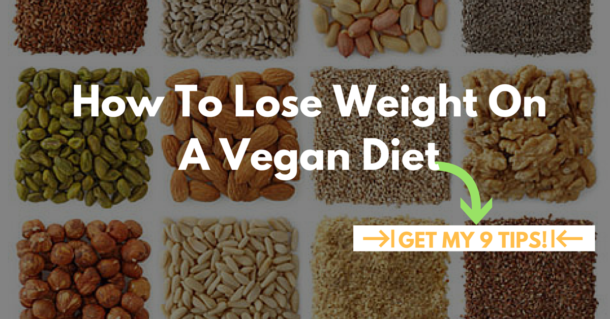 How To Lose Weight On A Vegan Diet! - Lyzabeth Lopez