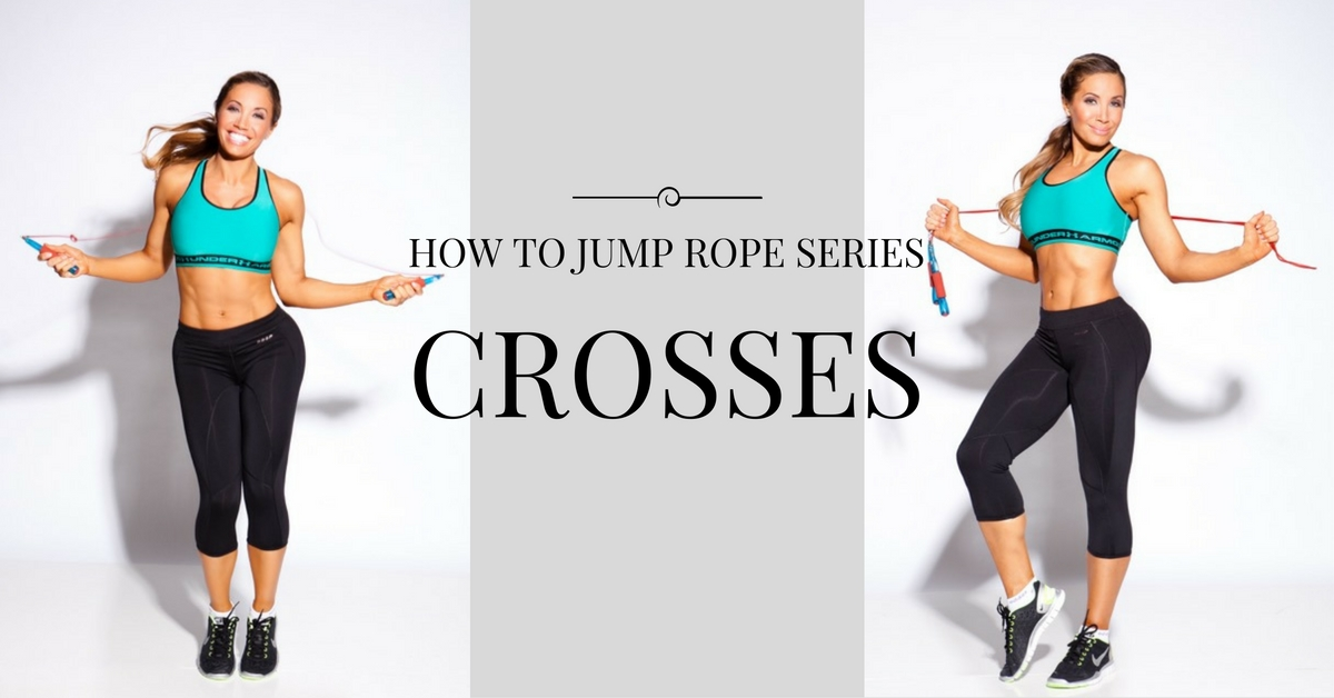 Jump Rope Tricks - The Cross