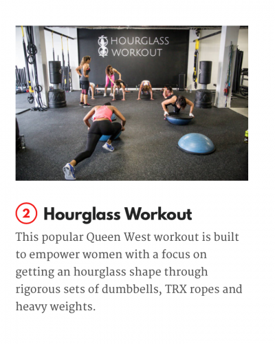 Hourglass Workout Program