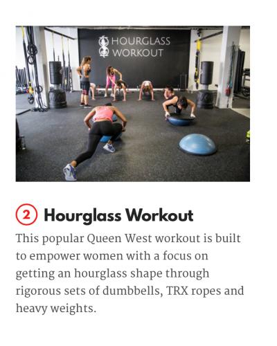 Hourglass Workout Program