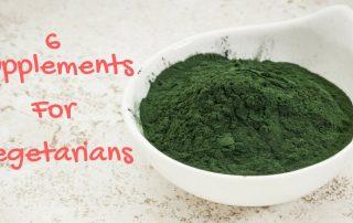 Supplements For Vegetarians