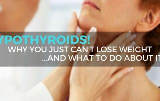 hypothyroid weight loss