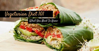 vegetarian diet 101